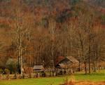 Mountain Farm, Great Smoky Mountain National Park, NC