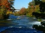 Niagra River, Goat Island NY