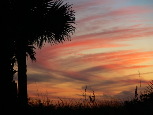 Painted Skys, Blind Pass Beach, Englewood Florida