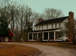 The Drane House, French Camp, Natchez Trace Parkway MS