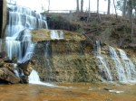 Dunns Fall Waterpark, Mississippi