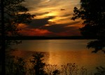 Sunset, Land Between the Lakes National Recreation Area Kentucky
