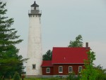 Tawas Point Light, Lake Huron