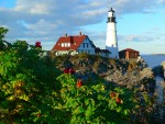 Portland Head Lighthouse, Fort Williams State Park, Maine