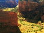 Massacre Overlook, Canyon de Chelly National Monument