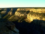Cliff Palace Trail, Mesa Verde National Park Colorado