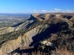 Park Point Overview, Mesa Verde National Park Colorado