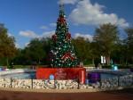 Christmas Tree, SeaWorld San Antonio TX