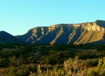 Guadalupe Mountains National Park TX