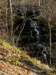 Fall Hollow Falls, Natchez Trace Parkway, Tennessee