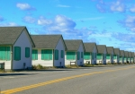 Cottages, Provincetown MA