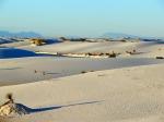 Alkali Flat Trail, White Sands National Monument NM