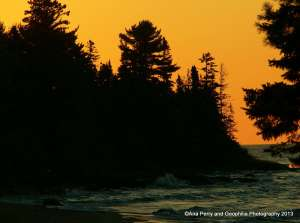 My favorite camping spot, Keweenaw Peninsula, Lake Superior.
