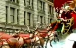 Santa's first appearance, Macy's Thanksgiving Day Parade