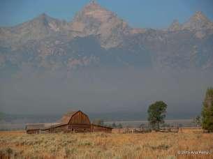 Mormon Row, Grand Teton National Park, WY
